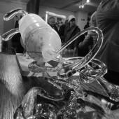 Halide Suleiman, Glass